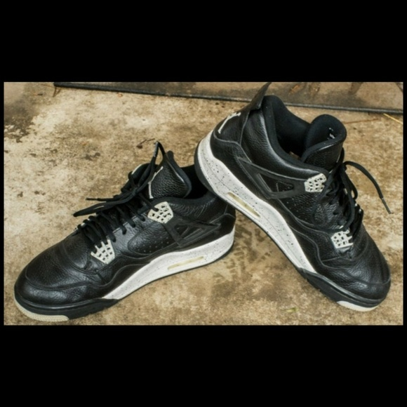 Nike Other - Nike Air Jordan 4 IV Retro OREO